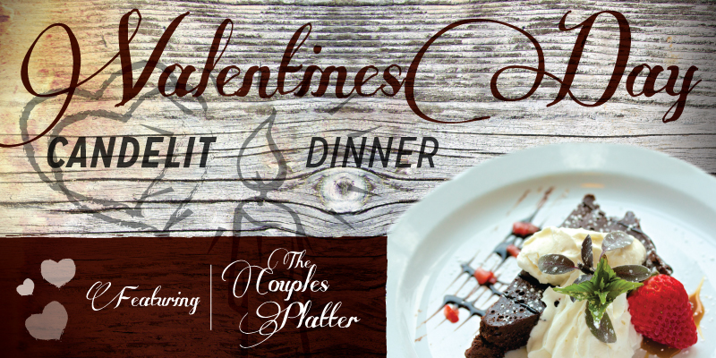 Celebrate Valentines Day with Stickleback!
