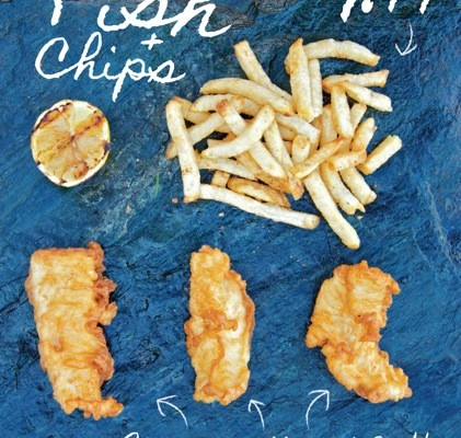 cod and chips every Wednesday all day
